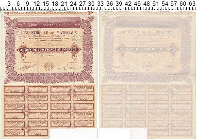 Изображение Банкноты Франция Облигация 1928  XF
