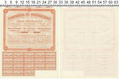 Изображение Банкноты Португалия Облигация 1928  XF