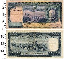 Изображение Банкноты Ангола 1000 эскудо 1970  VF