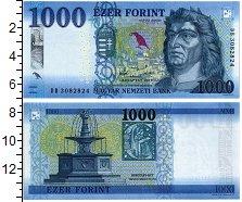 Изображение Банкноты Венгрия 1000 форинтов 2017  UNC