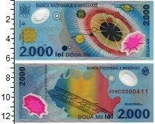 Продать Банкноты Румыния 2000 лей 0