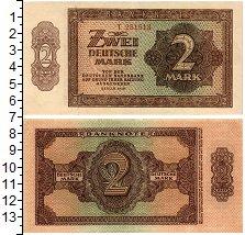 Изображение Банкноты Германия 2 марки 1948  UNC-