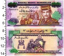 Изображение Банкноты Бруней 25 долларов 1992  UNC