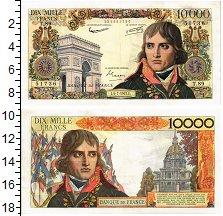 Изображение Банкноты Франция 10000 франков 1957  XF