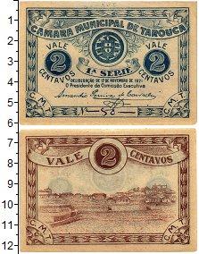 Изображение Банкноты Португалия 2 сентаво 1921  XF