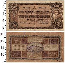 Изображение Банкноты Нидерландская Индия 25 гульденов 1929  XF-