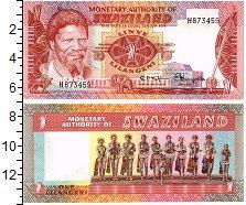 Изображение Банкноты Свазиленд 1 лилангени 0  UNC