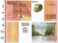 Изображение Банкноты Ангола 1000 кванза 2012  UNC