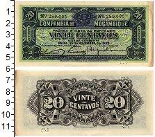 Продать Банкноты Мозамбик 20 сентаво 1933
