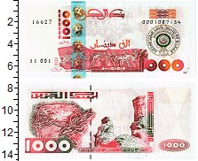 Изображение Банкноты Алжир 1000 динар 2005  UNC