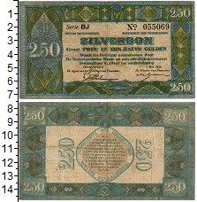 Изображение Банкноты Нидерланды 2 1/2 гульдена 1922  VF+