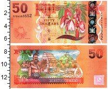 Изображение Банкноты Фиджи 50 долларов 0  UNC
