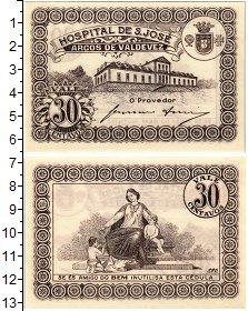Изображение Банкноты Португалия 30 сентаво 1920  UNC-