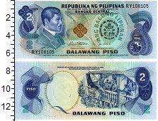 Изображение Банкноты Филиппины 2 писо 1981  UNC