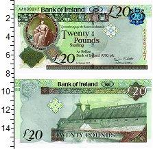 Изображение Банкноты Ирландия 20 фунтов 2013  UNC