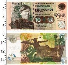 Изображение Банкноты Шотландия 10 фунтов 2006  UNC