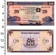 Изображение Банкноты Шотландия 20 фунтов 2008  UNC