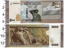 Изображение Банкноты Сирия 5000 фунтов 2019  UNC