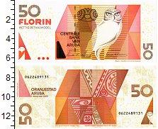 Изображение Банкноты Аруба 50 флоринов 2003  UNC-