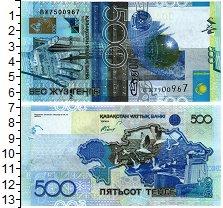 Изображение Банкноты Казахстан 500 тенге 2006  UNC