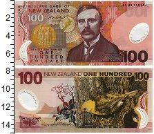 Изображение Банкноты Новая Зеландия 100 долларов 0  UNC