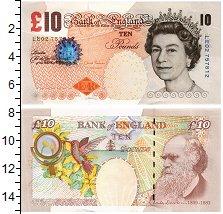 Изображение Банкноты Великобритания 10 фунтов 2000  UNC