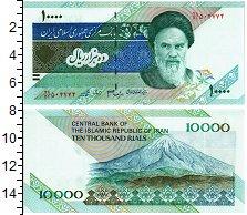 Изображение Банкноты Иран 10000 риалов 0  UNC