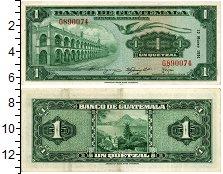 Изображение Банкноты Гватемала 1 кетцаль 1951  XF