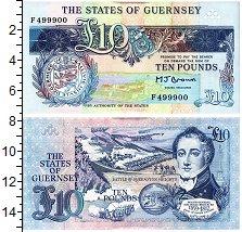 Изображение Банкноты Гернси 10 фунтов 0  UNC