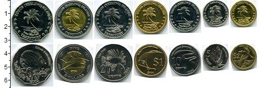 Изображение Наборы монет Австралия Кокосовые острова Кокосовые острова 2004 2004  UNC