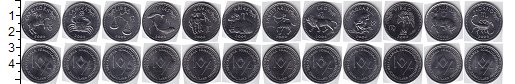 Изображение Наборы монет Сомали Сомалиленд Сомали 2006 2006 Медно-никель UNC