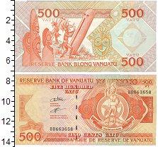 Изображение Банкноты Австралия и Океания Вануату 500 вату 0  UNC