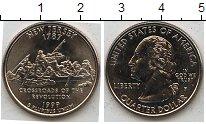 Изображение Мелочь США 1/4 доллара 1999 Медно-никель UNC-
