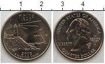 Изображение Мелочь Северная Америка США 1/4 доллара 2003 Медно-никель UNC-