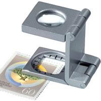Изображение Аксессуары для монет Увеличительные приборы Лупа FZ 10 (333874) 0   Удобная складная луп