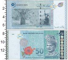 Изображение Банкноты Азия Малайзия 50 рингит 0  UNC
