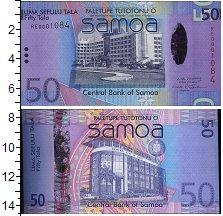 Изображение Банкноты Австралия и Океания Самоа 50 долларов 0  UNC