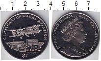 Изображение Мелочь Виргинские острова 1 доллар 2009 Медно-никель UNC