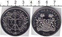 Изображение Мелочь Сьерра-Леоне 1 доллар 2006 Медно-никель UNC