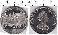 Изображение Мелочь Острова Кука 1 доллар 2007 Медно-никель UNC