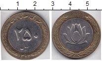 Изображение Мелочь Азия Иран 250 риалов 1373 Биметалл UNC-