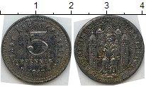 Изображение Нотгельды Ашаффенбург 5 пфеннигов 1917 Цинк  23.1 m