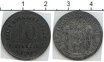 Изображение Нотгельды Ашаффенбург 10 пфеннигов 1917 Цинк  23.2 III