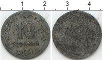 Изображение Нотгельды Ашаффенбург 10 пфеннигов 1917 Цинк  23.2 n