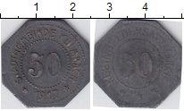 Изображение Нотгельды Кульмбах 50 пфеннигов 1917 Цинк  264.3
