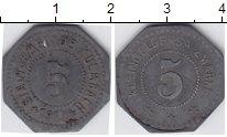 Изображение Нотгельды Кульмбах 5 пфеннигов 1917 Цинк  264.1