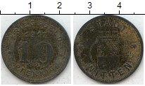 Изображение Нотгельды Виттен 10 пфеннигов 1917 Цинк  604.2 b