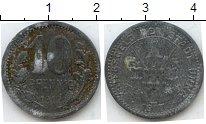 Изображение Нотгельды Унна 10 пфеннигов 1917 Цинк  556.2 b