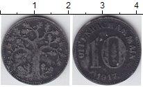 Изображение Нотгельды Оффенбах 10 пфеннигов 1917 Цинк
