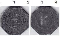 Изображение Нотгельды Виттенберг 10 пфеннигов 1917 Цинк  605.2 b